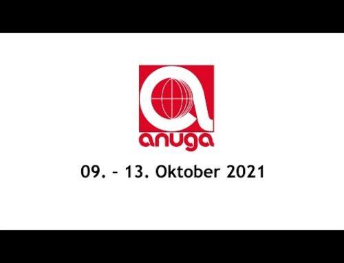 LESS THAN A YEAR FOR ANUGA